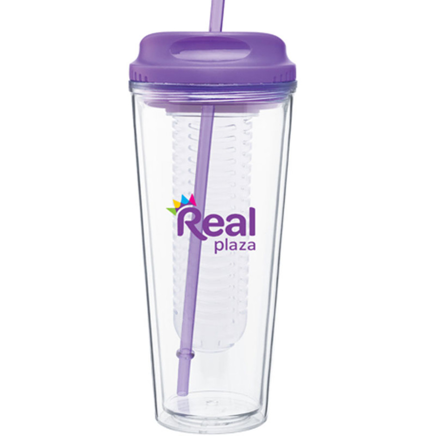 20 Oz Infuse Double Wall Tumbler