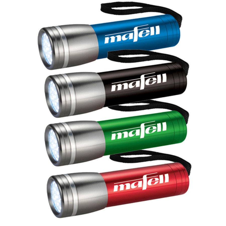 Logo Axis 14 LED Flashlight