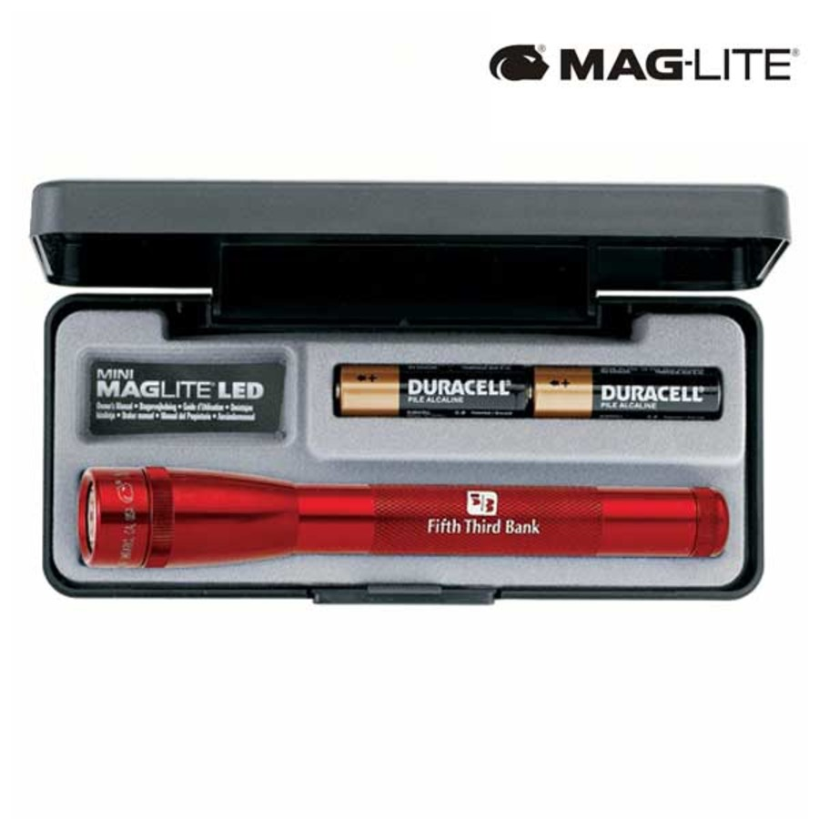 Custom Imprinted Mag-Lite LED Flashlight