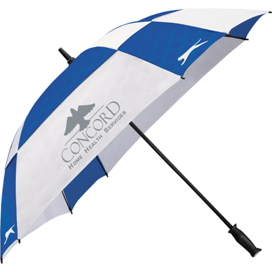 "Monogrammed 60"" Slazenger™ Cube Golf Umbrella"