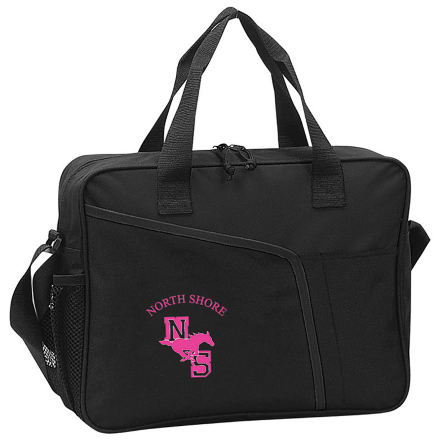 Monogrammed Softside Laptop Brief
