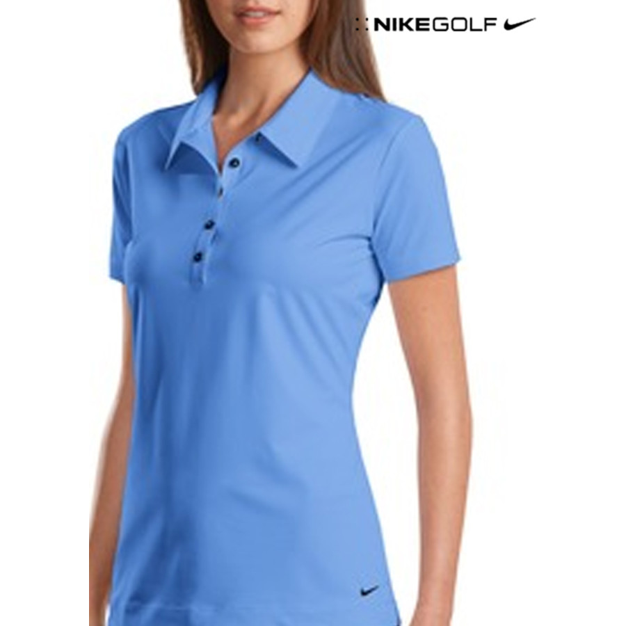 Nike Golf Elite Series Ladies Dri-FIT Ottoman Bonded Polo