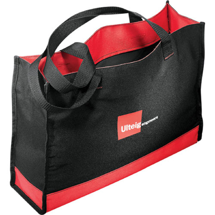 Personalized Colorband Carry All Tote