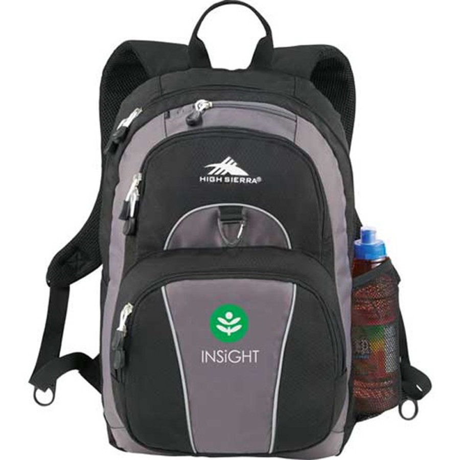 Personalized High Sierra Enzo Backpack