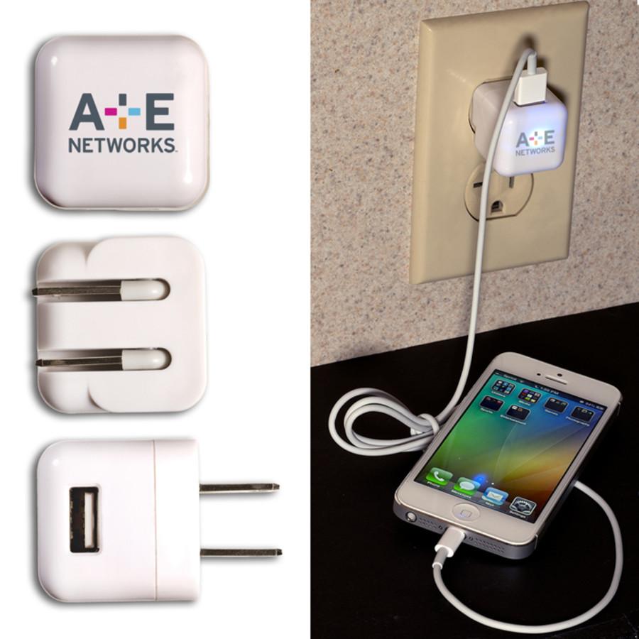 Printable AC Mobile Charger