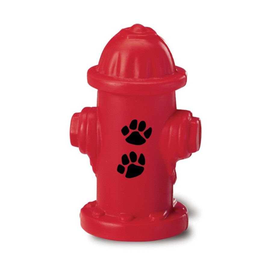 Printable Fire Hydrant Stress Reliever