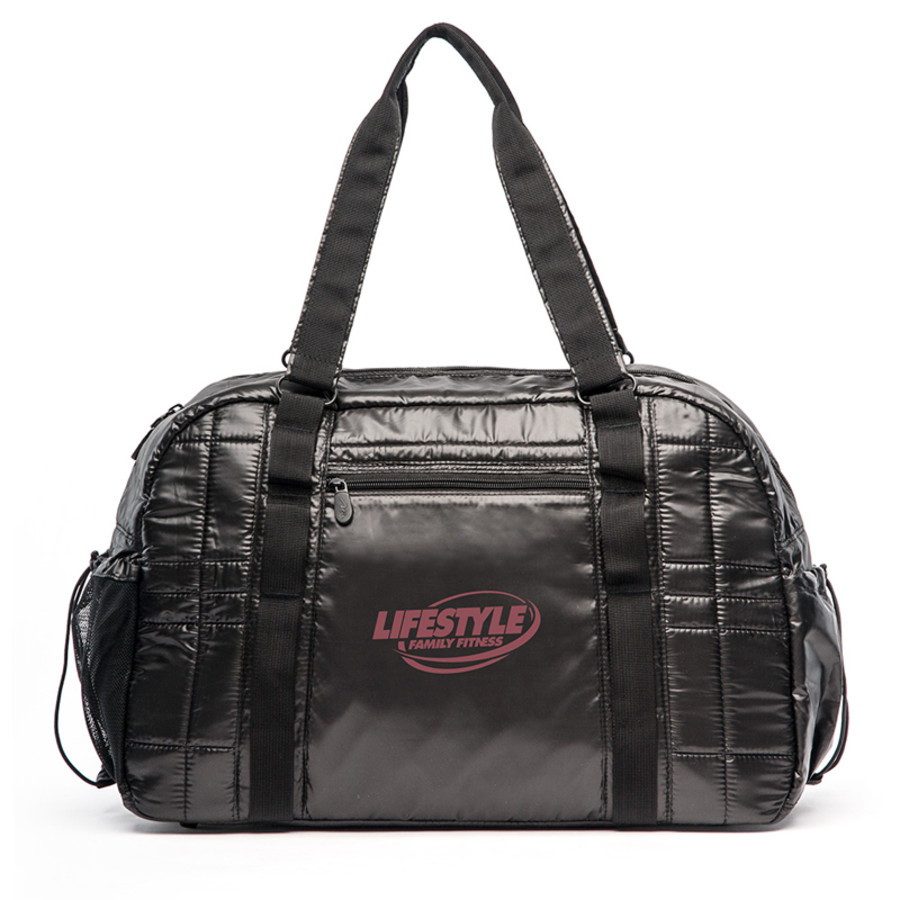 Printed Get-Fit Gym Duffel