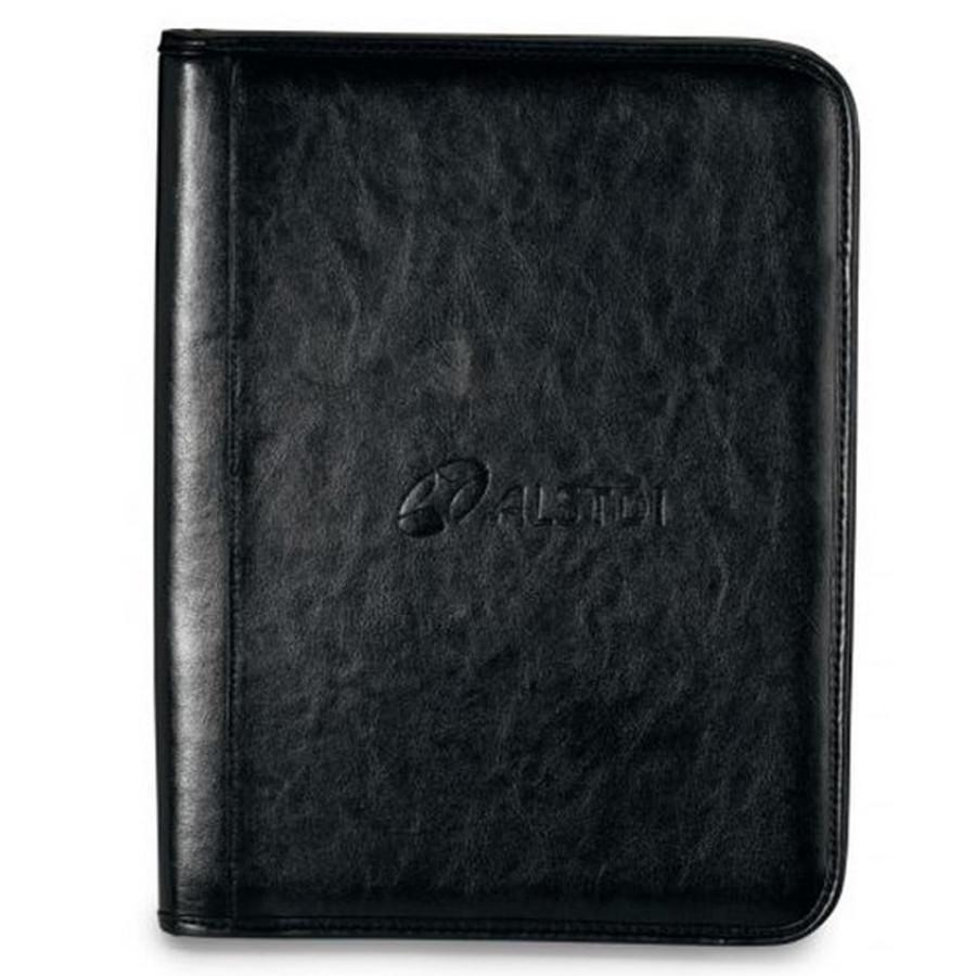 Printed Tuscan Leather Padfolio