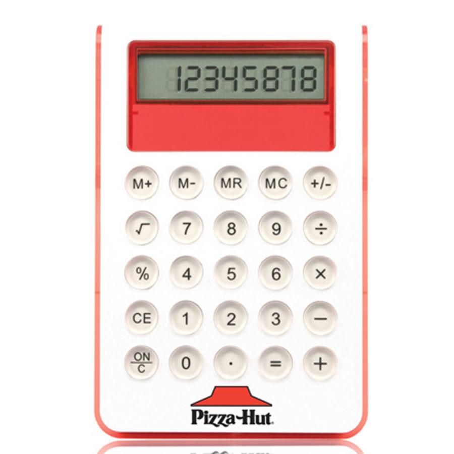 Promotional Desktop Table Slim Calculator