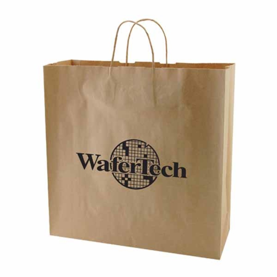 Promotional-Natural-Kraft-shopping-bags