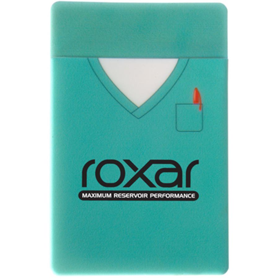 Promotional Nurse Silicone Mobile Device Pocket