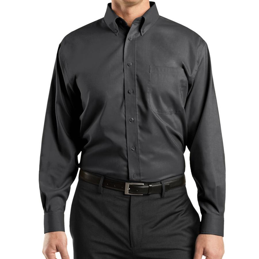 Red House - Nailhead Non-Iron Button-Down Shirt (Apparel)