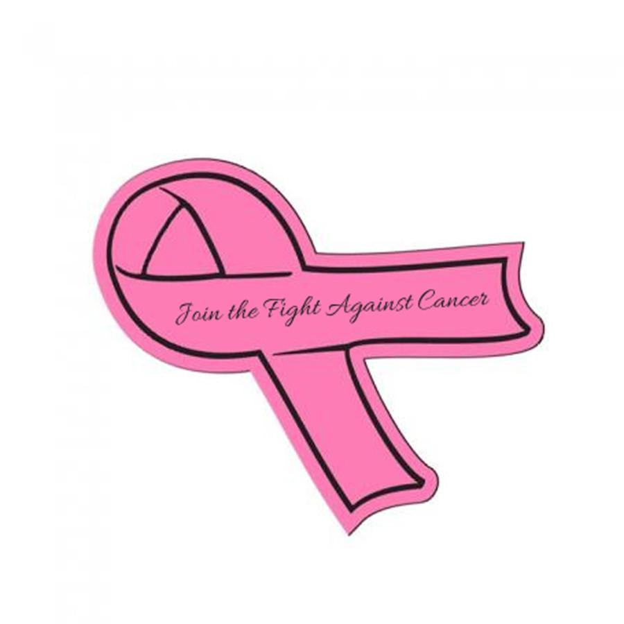 Promo Awareness Ribbon Flexible Magnet