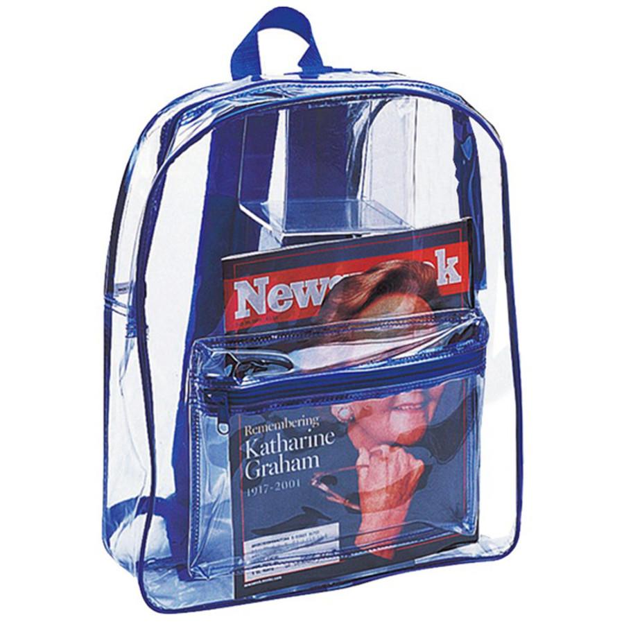 School Clear Backpacks