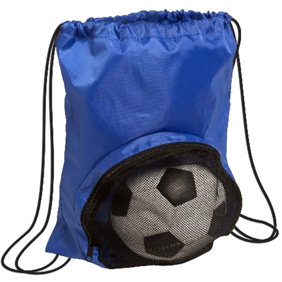 Sports Nylon Drawstring Bag