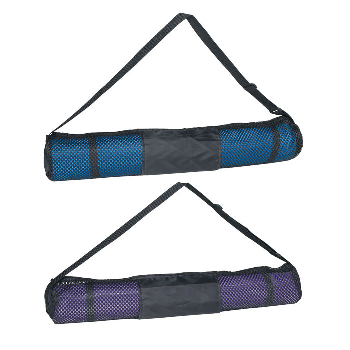 c08a374bf4 ... Custom Logo Yoga Mat And Carrying Case