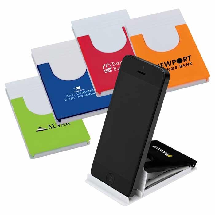 Microfiber Cloth Phone: Printed Microfiber Cloth - Phone Stand