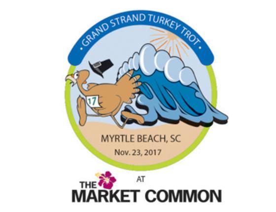 Myrtle Beach Turkey Trot at Market Common