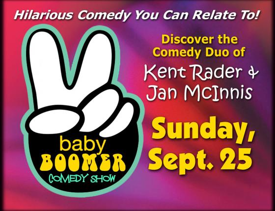 Baby Boomer Comedy Show