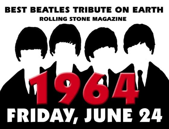 """1964 The Tribute """"#1 Beatles Show in the World"""""""