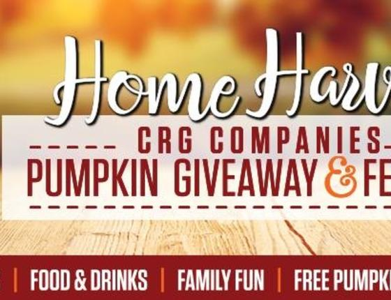 CRG Home Harvest Festival