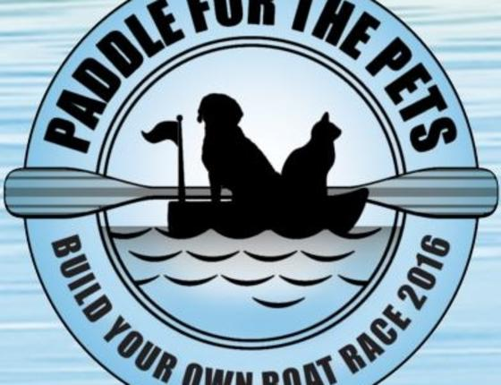 Paddle for the pets