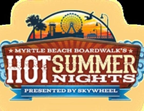 Myrtle Beach Hot Summer Nights Sunday Celebrations Concerts