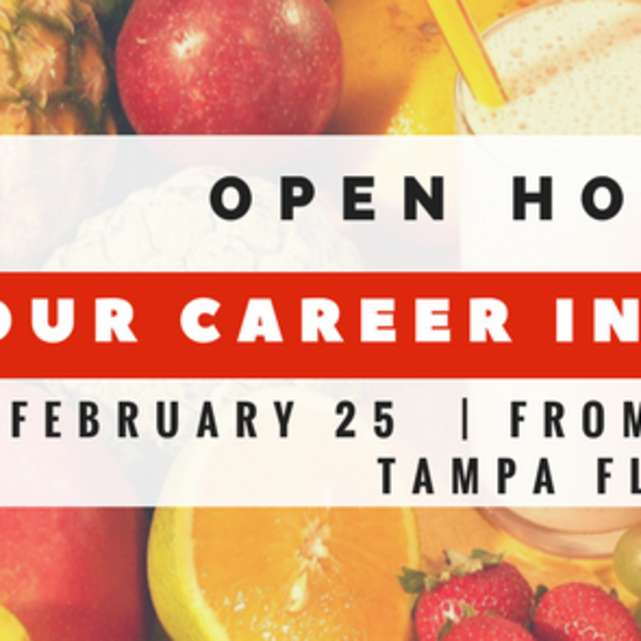 Make a Career in Nutrition - Open House of ASNH