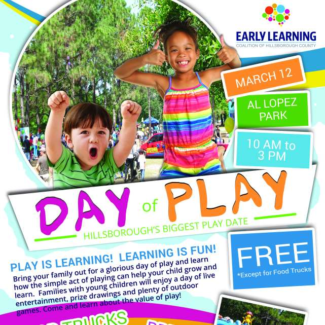 ELCHC Day of Play - Hillsborough's Biggest Play Date