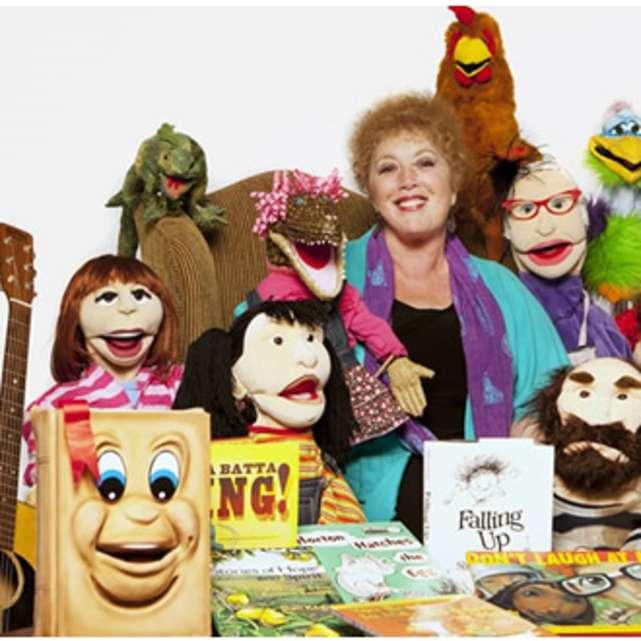The Sandi Sylver Puppet Show