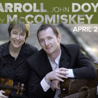 Liz Carroll, John Doyle and Billy McComiskey