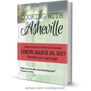 Cooking with Asheville Release Party