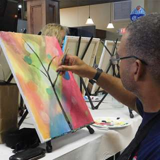 Drink and Paint at Basic Brewery