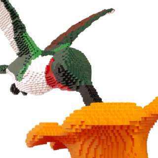 Nature Connects®, Art with LEGO® Bricks by Sean Kenney