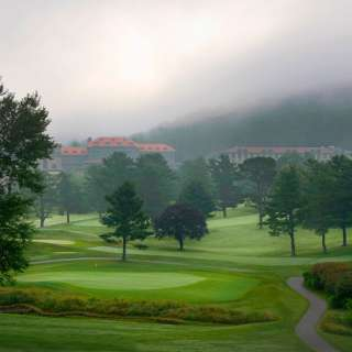 Golf Course at The Omni Grove Park Inn - 18 Holes for $50 + tax
