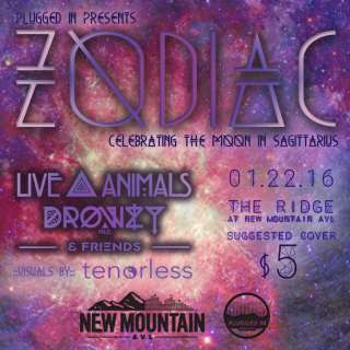 ZØDIAC :: Moon in Sagittarius :: Live Animals, SKAWT & More
