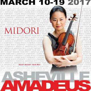 Asheville Symphony presents: Asheville Amadeus Festival