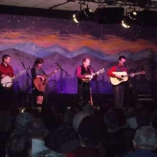22st Annual Bluegrass First Class Festival