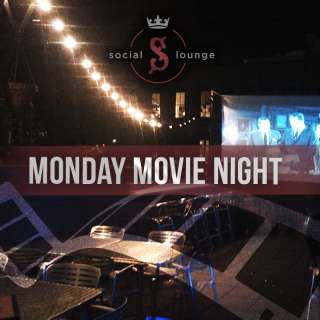 Movie Mondays at The Social Lounge