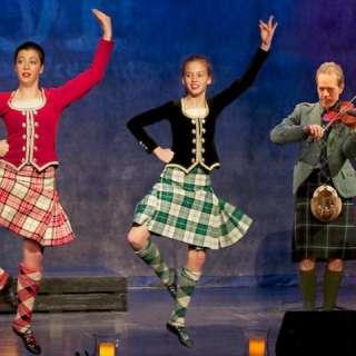 Jamie Laval's Scottish Solstice Holiday Celebration