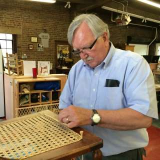 Intro to Chair Caning