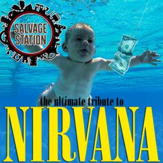 NEVERMIND - The Ultimate Tribute to Nirvana
