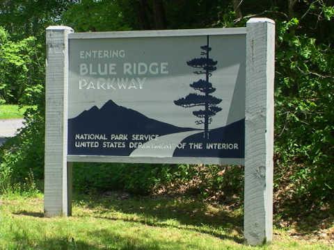 Blue Ridge Parkway Hike of the Week