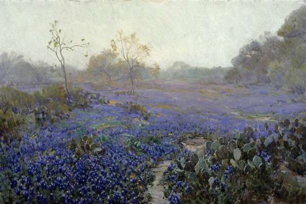 A Texas Legacy: Selections from the William J. Hill and Julian Onderdonk Collection