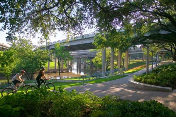 History Lecture Series: Buffalo Bayou Flooding: A Historical Perspective