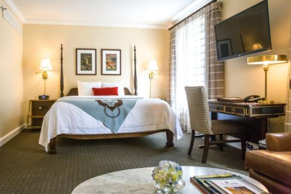 Celebrate 90 Years with the Lancaster Hotel for $90 per Night