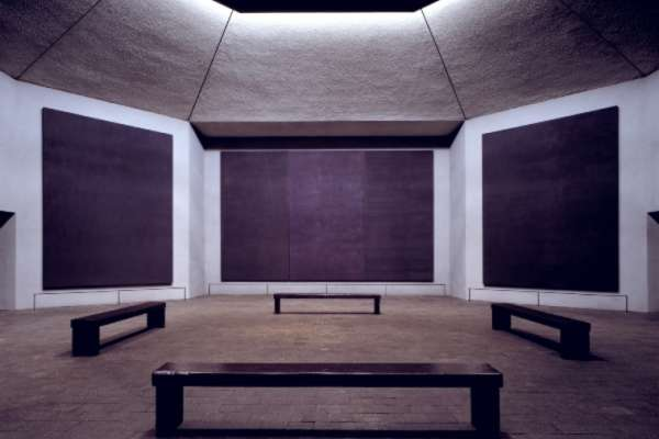The Rothko Chapel
