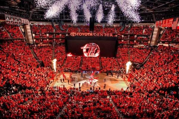 Houston Rockets vs. Charlotte Hornets