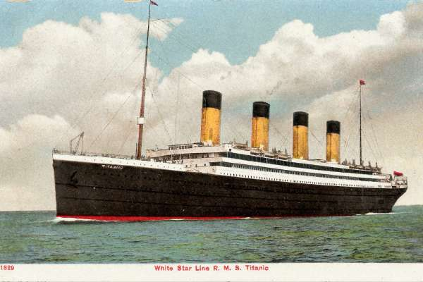 Family Day: The Age of Ocean Liners