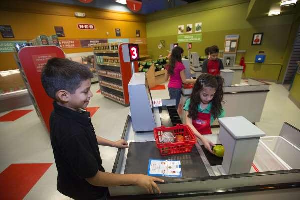 Kid Food Fest at Children's Museum